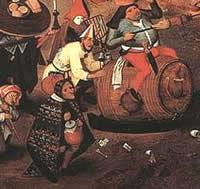 Brueghel-carnival