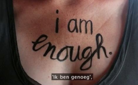 Ik ben genoeg