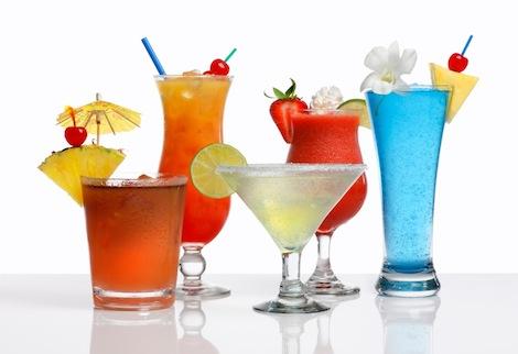 Een cocktail