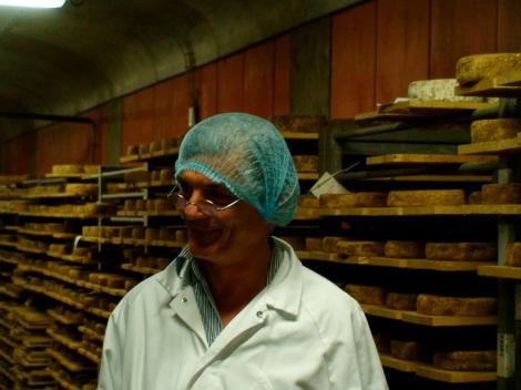 Kaasaffineur Schmidhauser in Axel, Haute-Savoie - Frankrijk