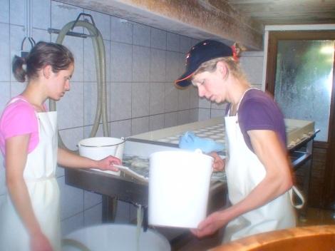 Reblochon fermier van Régine et Aurelie Missilier