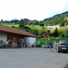 In Zwitserland worden kleine kaasmakerijen niet weggestoken op ambachtelijke zones