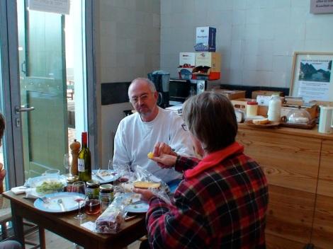 De twee kaasmakers van Kaaslust: Jan Craens en Martin Schyns