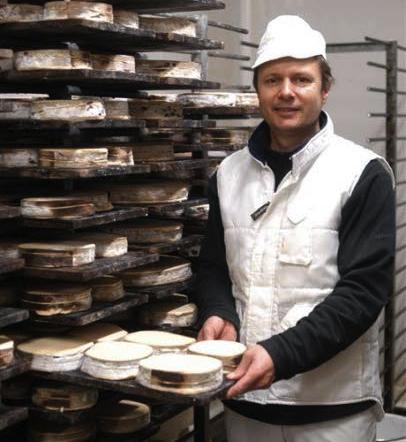 Kaasmaker Fabrice Michelin