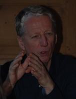 Jean-Charles Arnaud tijdens de lunch: inspirerend en eerlijk