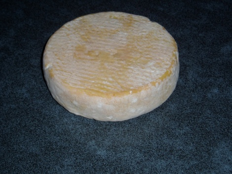 Kaas na drie weken