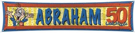 Trilogie - deel 1: Als Abraham