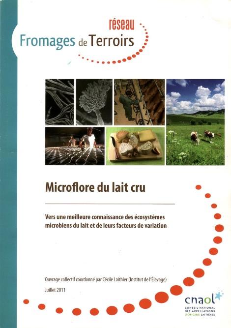 Studie: Microflore du lait cru