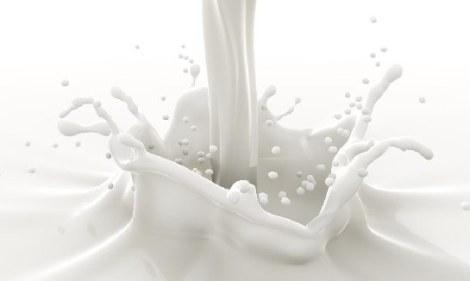 Latte ... melk