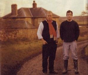 Stichelton: Randolph Hodgson van Neil's Yard Dairy en Joe Schneider