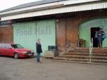 Farmers' market: een food hall en restaurant