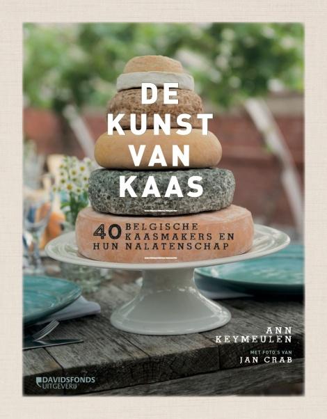 Cover boek Belgische kazen