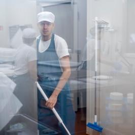 Reinigen is wezenlijk voor duurzame kwaliteit
