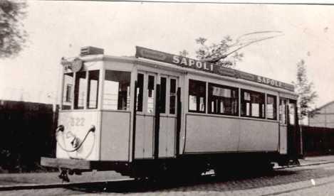Den tram