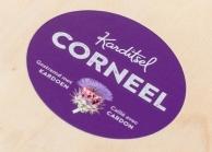 Corneel in het doosje