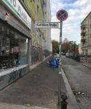 We verblijven in de Karl-Marx-Straße