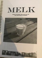 Themadag Melk ... mei 2007